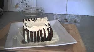 recipe chocolate ripple cake youtube