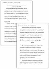 Introductions To Essays Examples Examples Apa Apa Research Paper Template Sample Research Paper