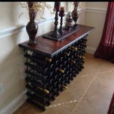 buffet wine rack foter