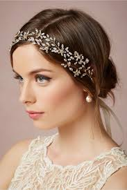bridal headband honeysuckle headband from bhldn the bohemian