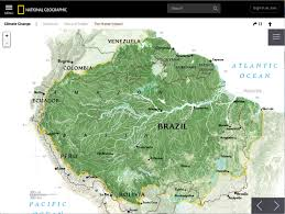 Geo Mapping Stamen Design Bringing The Best Of National Geographic U0027s Classic