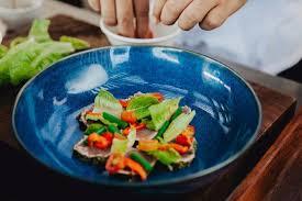 restaurant cuisine nicoise seasalt nicoise salad seminyak seafood restaurant bali seafood