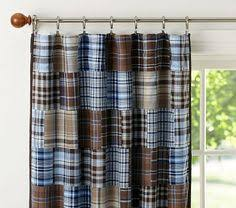 Navy Blue Plaid Curtains Pinterest The World S Catalog Of Ideas
