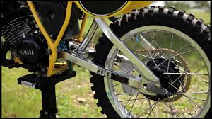 vintage yamaha motocross bikes yamaha 1980 yz 125 vintage ahrma for sale youtube