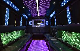 20 passenger extreme party bus