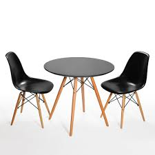 replica eames eiffel wood leg table