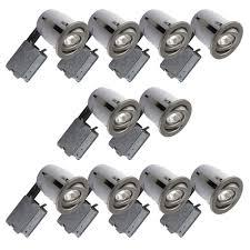 Bazz Lighting Fixtures Bazz 300 Series 4 In Satin Recessed Halogen Light Fixture Kit 10