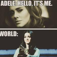 Adele Memes - adele meme google search queen adkins pinterest adele meme