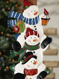 35 wobbly snowman decorations ideas for your to