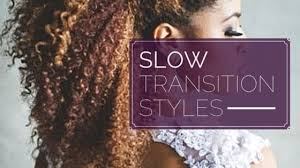 Styles To Wear While Transitioning To Natural Hair - transition styles for relaxed to natural hair part 3