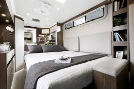 Camper Trailer Interior Ideas Travel Trailers By Leisure Travel Vans Are Built For Modern Travelers