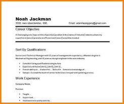 resume career objectives free doc financial analyst resume format