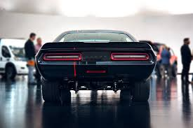 Dodge Challenger Concept - unleashing of the dodge shakedown challenger at sema the