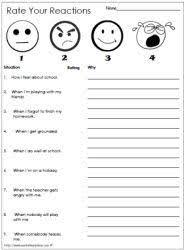 responsibility worksheet psychology pinterest