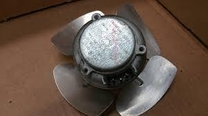 ge refrigerator fan motor wr60x165 12 95 ge refrigerator condenser fan motor 5ksm51ag 3228b