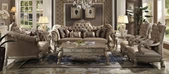 sofa dresden tufted sofa loveseat in chagne velvet gold patina