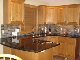 Granite Tile For Kitchen Countertops Natural Kitchen With Black Granite Tile Countertop Design Plus