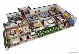 more bedroom d floor plans home design ideas