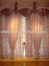 living room curtains can create a dramatic design and give your