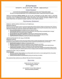 sample resume for an administrative assistant insurance resume