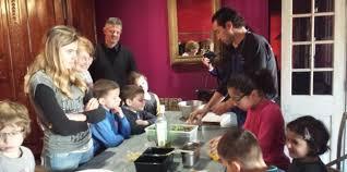 cours de cuisine beziers hérault un atelier cuisine chez augé pour les enfants