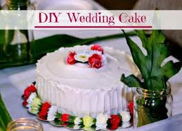 wedding cake diy wedding cake4 jpg fit 570 412