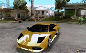 lamborghini limo inside murcielago lp640 for gta san andreas