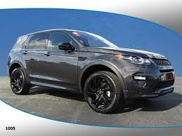 wheels land rover 2018 vehicle details 2018 land rover discovery sport at land rover