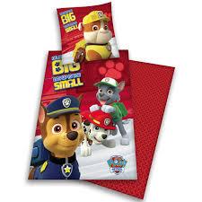 paw patrol official duvet cover sets designs kids bedroom