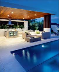house plans with pools and outdoor kitchens 25 modern outdoor design ideas modern living sydney and modern