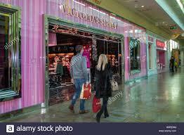 pink victoria secret black friday sales intu trafford centre manchester uk 25th november 2016 black