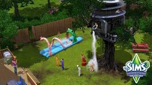 Sims 3 Garden Ideas New Generations Screenshot Shows Garden Home News Danny S