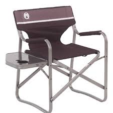 Quest Directors Chair Side Table Oversized Folding Chair Ebay