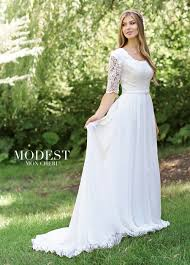 mormon wedding dresses modest wedding dresses and conservative bridal gowns