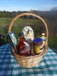 vermont gift baskets vermont gift basket northeast kingdom balsam