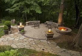 trendy fire pit landscaping ideas u2014 jbeedesigns outdoor fire pit