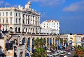 chambre de commerce ile de algiers alger algeria algérie chamber of commerce boulevard
