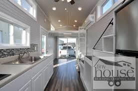 tiny house company bayview tiny house tiny home on wheels with sliding glass doors