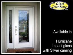 exterior glass door inserts hurricane impact glass doors for tampa florida hurricane protection
