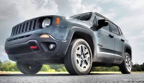 gray jeep renegade 2016 jeep renegade trailhawk road test review by lyndon johnson