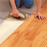 about naildown gluedown and floating hardwood flooring installation
