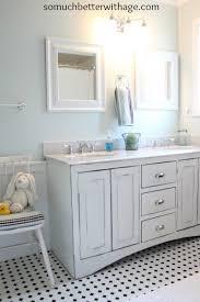 Kids Bathroom Makeover - 12 inspiring bathroom makeovers house by hoff