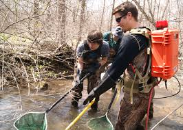 environmental biology in images cazenovia college