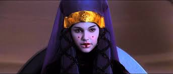 queen amidala u0027s voice fixed the phantom menace youtube
