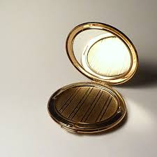 antiques atlas romantic gifts for her 1950s compact mirror