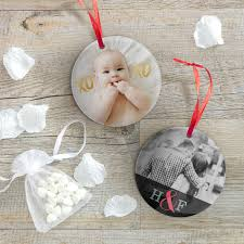 acrylic ornament personalised ornament
