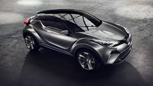 toyota new toyota c hr crossover will be built in turkey
