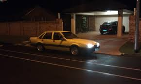 1987 holden commodore vl sl boostcruising