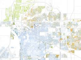 Yale Map How Integrated Is Tulsa A 2010 Update Batesline