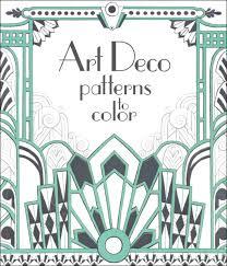 art deco patterns color 043784 details rainbow resource